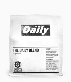Caravan Coffee - The Daily Beans 250g