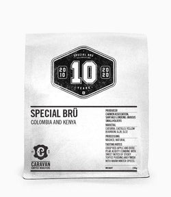 Caravan Coffee - Special Bru Ground 250g