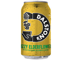 Dalstons Light Elderflower Cans 24 x 330ml