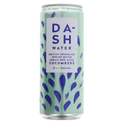 Dash Water Cucumber 12 x 330ml