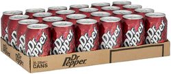 Dr Pepper Can 24 x 330ml