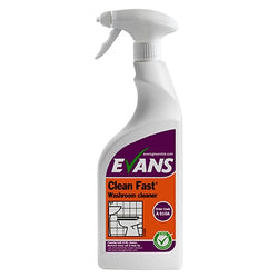 Evans Cleanfast Foaming Washroom Cleaner 750ml