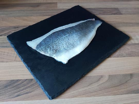 Fresh Sea Bass Fillets x 2