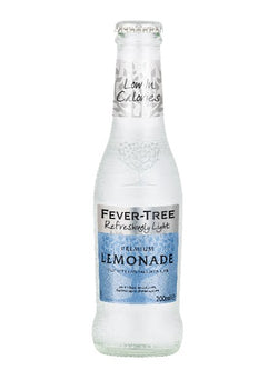 Fever-Tree Refreshingly Light Premium Lemonade 24 x 200ml