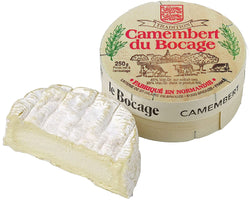 French Camembert Wooden Box 250g
