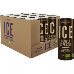 Ice Coffee Double Espresso 12 x 330ml