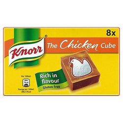 Knorr Chicken Stock Cubes 8s