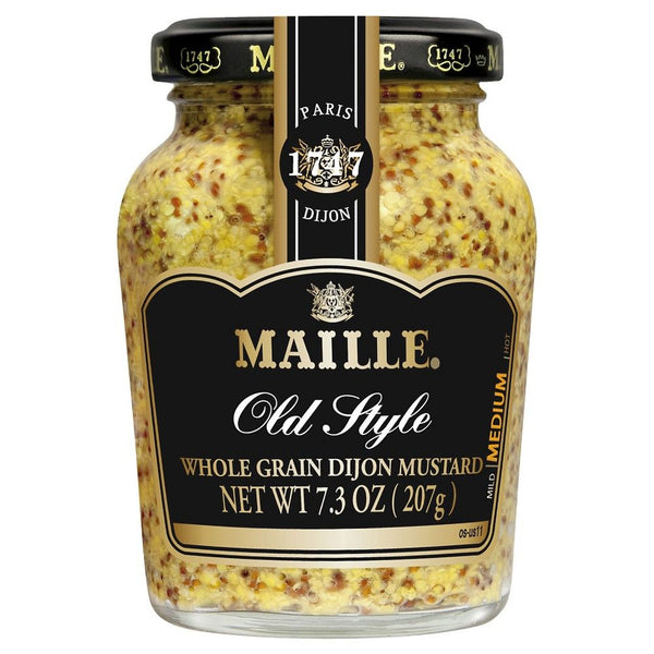 Maille Mustard Wholegrain Jar 210g