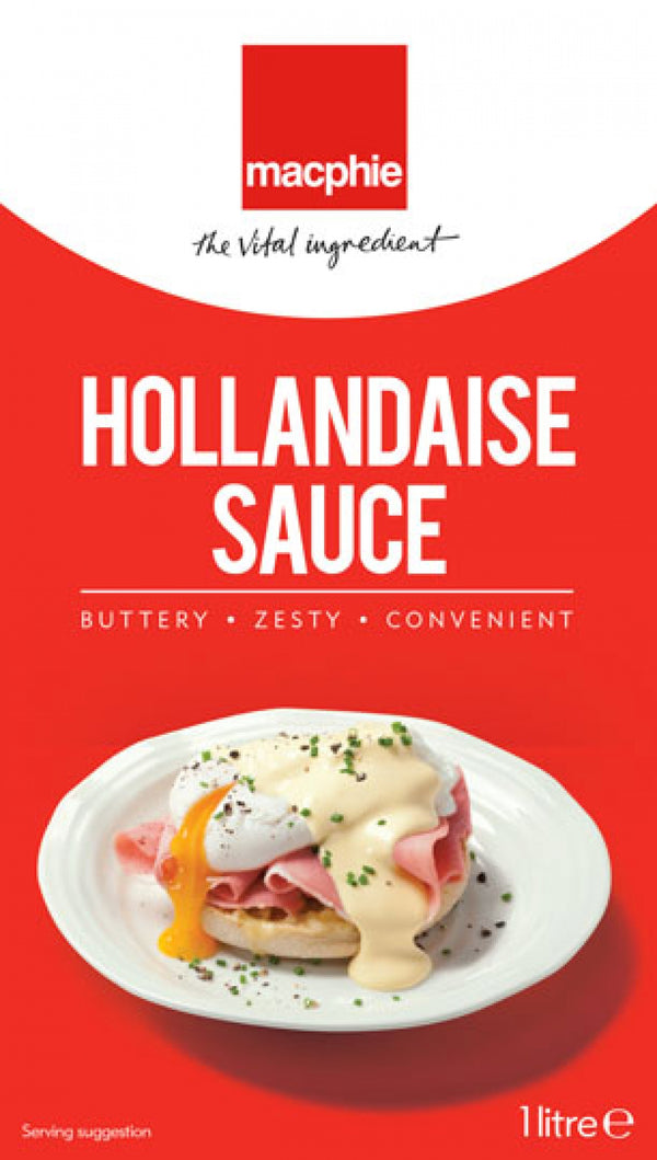 Hollandaise Sauce 1ltr