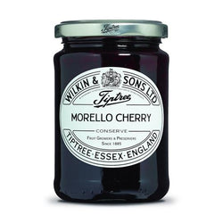 Morello Cherry Conserve Tip Tree Jar 340g