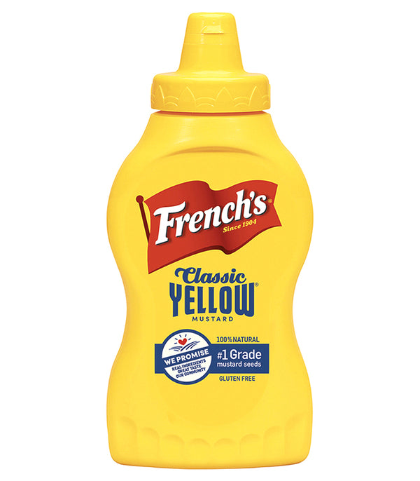 French's American Mustard 226g