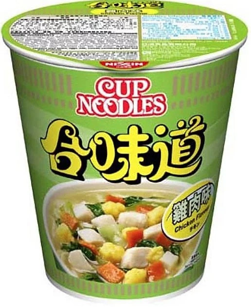 Noodles Cup Chicken 74g