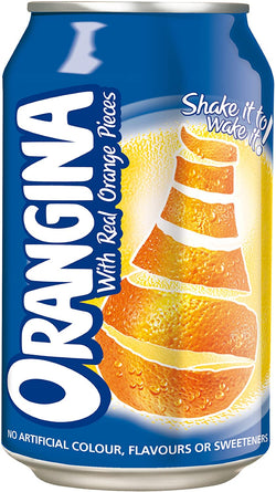 Orangina Can 24 x 330ml