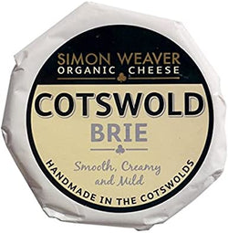 Organic Cotswold Brie 240g