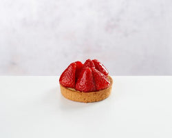 Paul Strawberry Tart