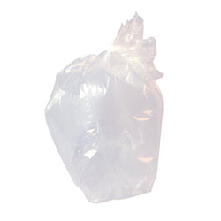"Refuse Sack Clear 18x29x38"" Heavy Duty (20)"