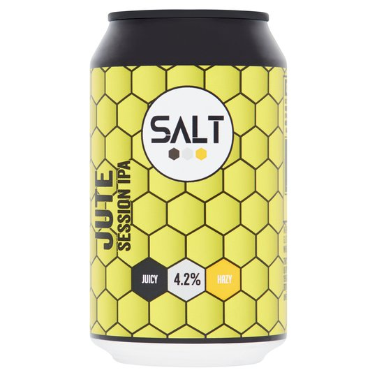 Salt Brewery Jute Session IPA 4% ABV 1 x 330ml