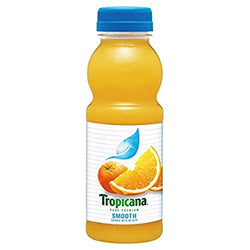 Tropicana Smooth Orange 8 x 300ml