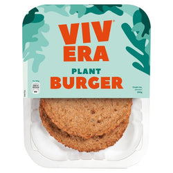 Vivera Meat Free Burgers 200g