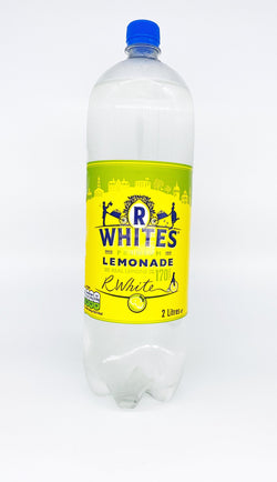 R Whites Lemonade Bottle 2ltr