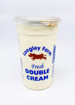 Longley Double Cream 150ml