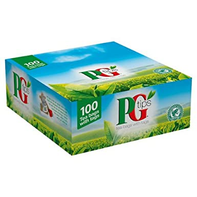 PG Tips One Cup 100s