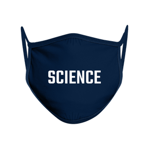 Science Non-Medical Face Mask (Set of 3)