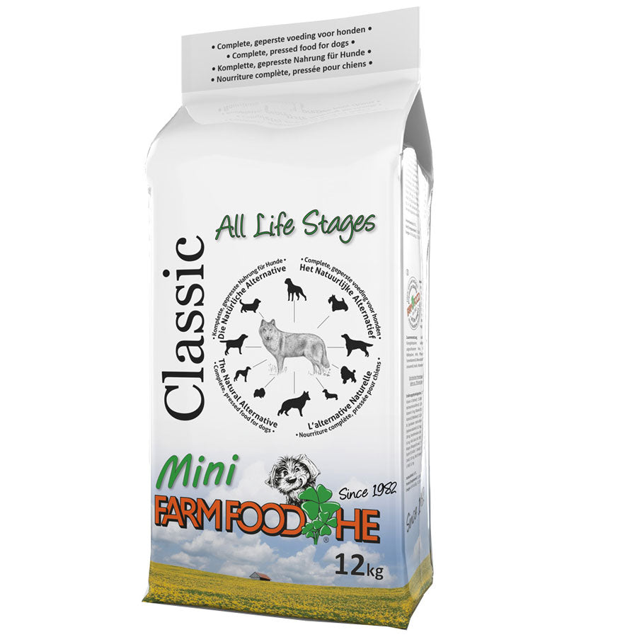 Pure Cold Pressed Classic Dog Food