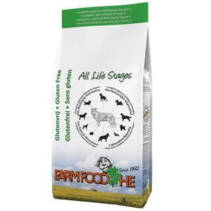 Farm Food HE Cold Pressed Gluten Free Dog Food