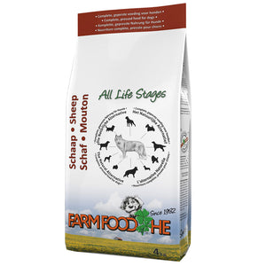 Farm Food HE Cold Pressed Dog Food Sheep