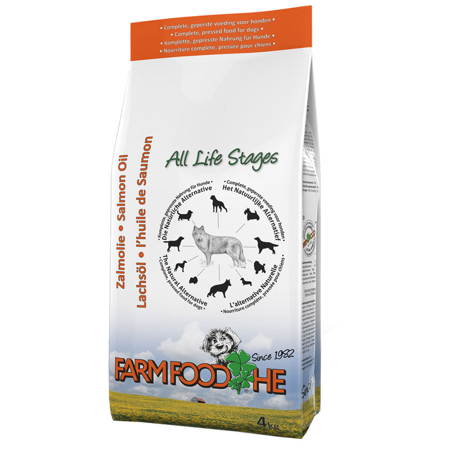 Farm Food HE Cold Pressed Salmon Dog Food