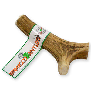 Farm Food Antler Natural Dog Chew Treat