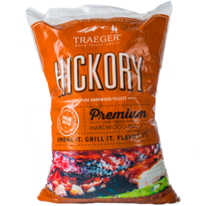 Traeger Hickory Wood Pellets 20lb