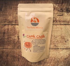 Rusty BBQ Company Chook Chalk BBQ Rub 200G