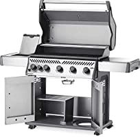 Napoleon Rogue 6 Burner Gas BBQ XT625SIB-1- Free Cover