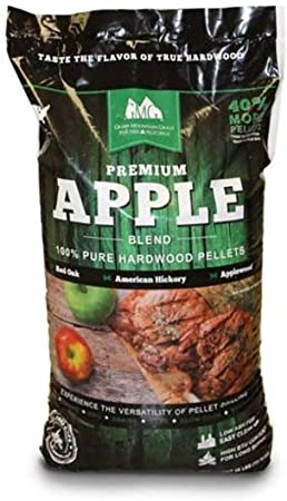 Green Mountain Grill Apple Wood Pellets 28LB