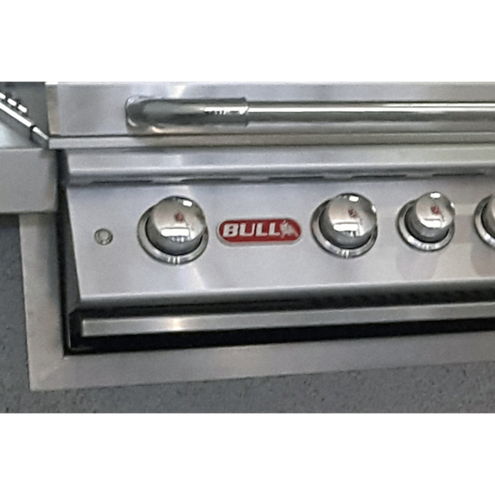 BULL Built in BBQ Grill Head Finishing Frame - Size Options