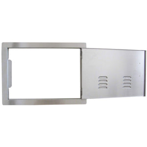 Sunstone Horizontal Built in Door 20″ with Vent