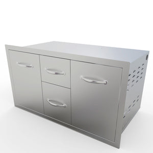 "Sunstone® Large 42"" Multi-Storage Combo"