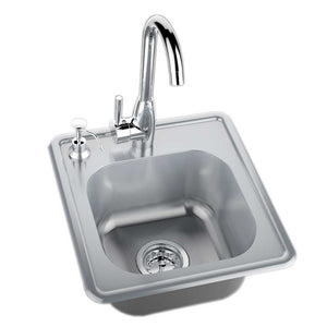 Sunstone® Drop In Sink with Tap