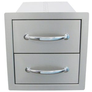 Sunstone® Built in Double Drawer