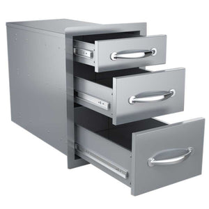 Sunstone® Built in Triple drawer