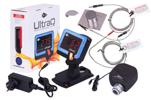 BBQ Guru Ultra Q Controller Kit - Ceramic or Kettle