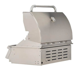 BULL LONESTAR 4 Burner Built in Natural Gas BBQ Grill Head