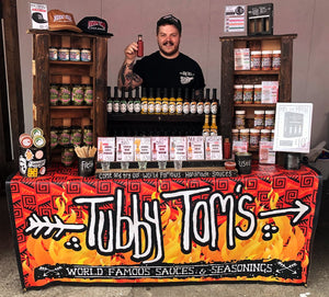 TUBBY TOM'S Bone Sucker - Sweet Classic Rib Rub 200g