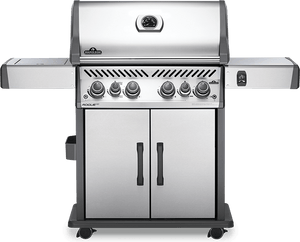 Napoleon Special Edition Rogue 525 Series 6 Burner Gas BBQ - RSE525RSIBPSS Free Cover
