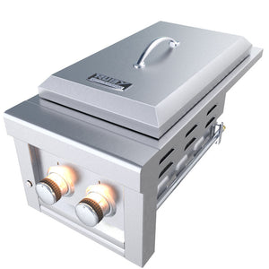 Sunstone Ruby Series Companion Pro Side Burner