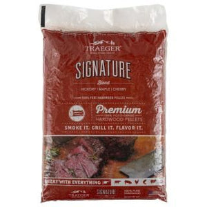 Traeger Signature Wood Pellets 20lb