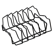Primo 5 or 9 Slot BBQ Rib Rack