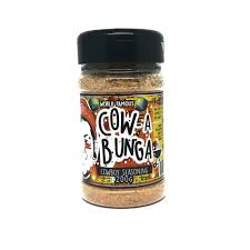 TUBBY TOM'S Cowabunga - Ultimate BBQ Beef Rub 200g